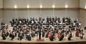 オーケストラと共演できます
