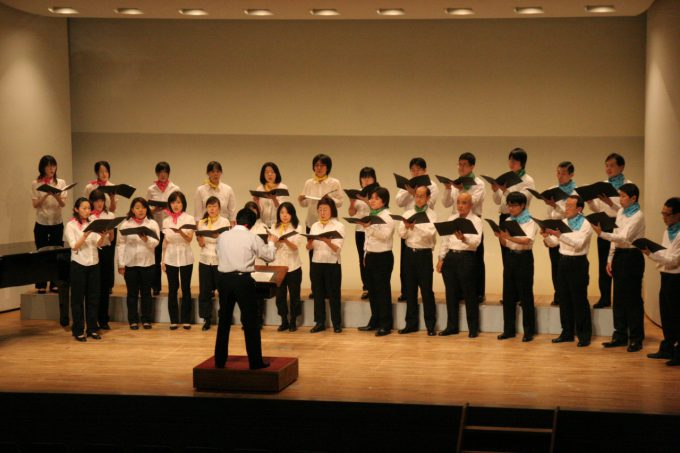 楽団カーニバル2001 混声合唱団 第7回定期演奏会