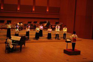 楽団カーニバル2001 混声合唱団 第3回総合音楽祭