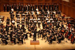 楽団カーニバル2001 混声合唱団 第6回総合音楽祭