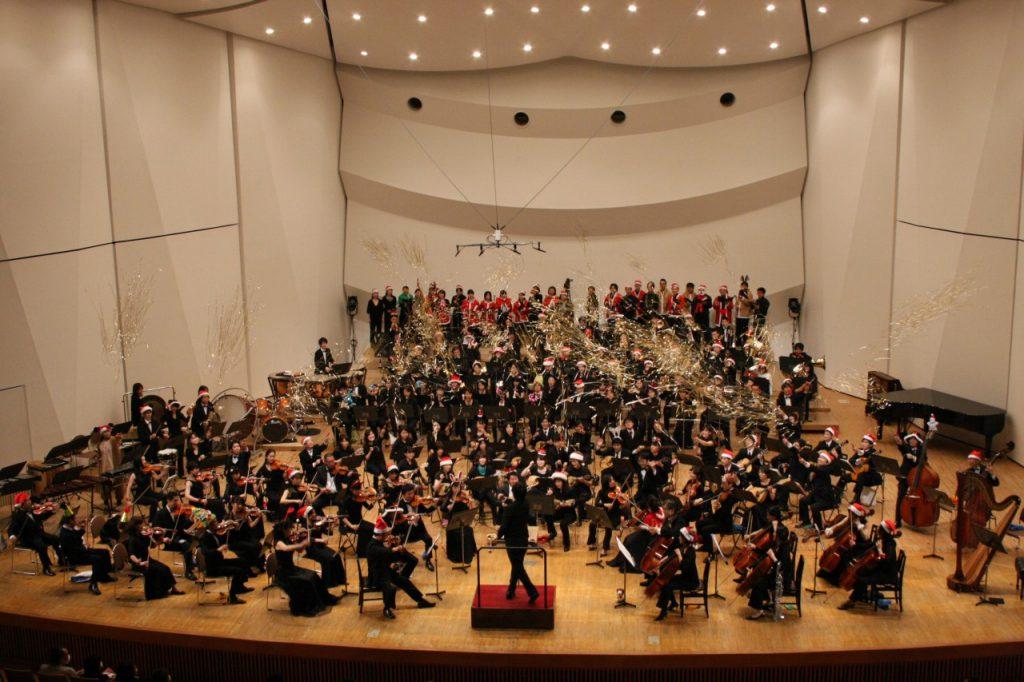 楽団カーニバル2001 混声合唱団 第4回総合音楽祭