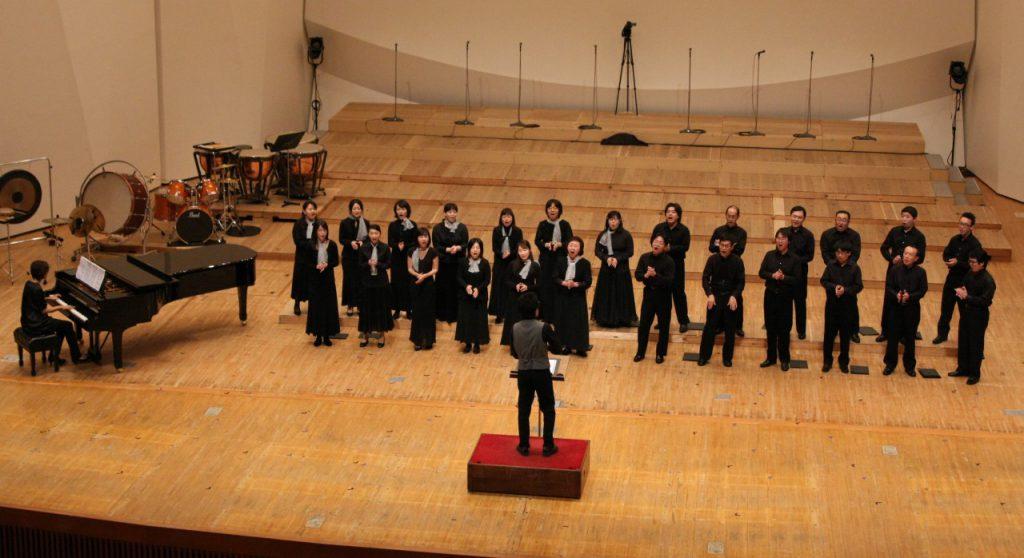 楽団カーニバル2001 混声合唱団 第7回総合音楽祭