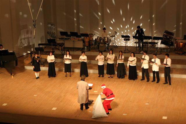 楽団カーニバル2001 混声合唱団 第2回総合音楽祭