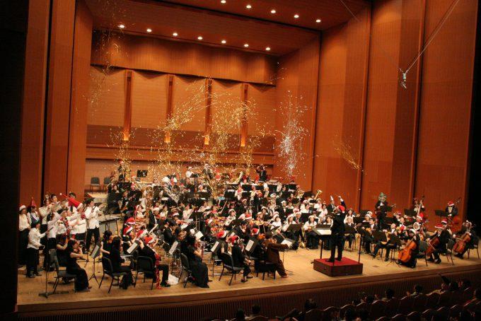 第3回総合音楽祭 合同ステージ