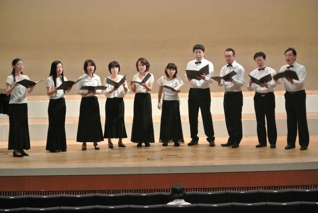 楽団カーニバル2001 混声合唱団 第11回定期演奏会