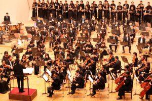 楽団カーニバル2001 混声合唱団 第8回総合音楽祭