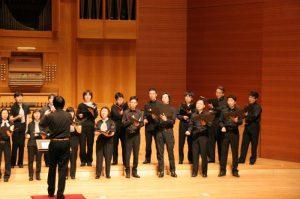 楽団カーニバル2001 混声合唱団 第9回定期演奏会