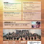 楽団カーニバル2001 第12回総合音楽祭