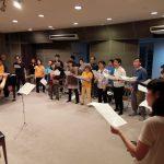2017年05月04日 合唱練習報告:合宿2日目