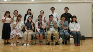 2017年08月13日 合唱練習報告:東京