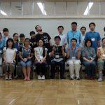 2017年09月10日 合唱練習報告:東京