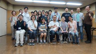 2018年04月22日 合唱練習報告:東京