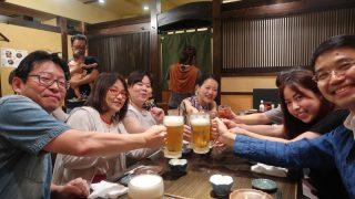 2018年08月12日 合唱練習報告:東京