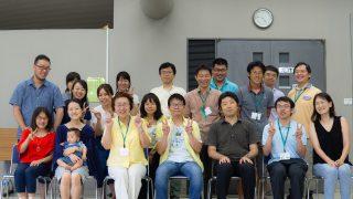 2018年08月19日 合唱練習報告:東京