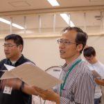 2019年06月09日 合唱練習報告:東京