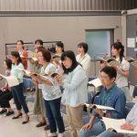 2019年06月30日 合唱練習報告:東京