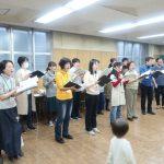 2019年12月01日 合唱練習報告:東京
