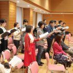 2019年12月08日 合唱練習報告(合同#6):東京